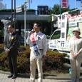 参院選 南関東ブロックで活動する谷川智行さん